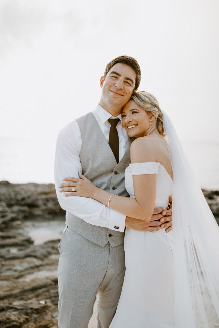 Cayman Islands Destination Wedding shot by Lahzeh Photography